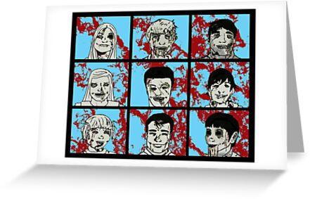 The Zombie Bunch by Raz Solo