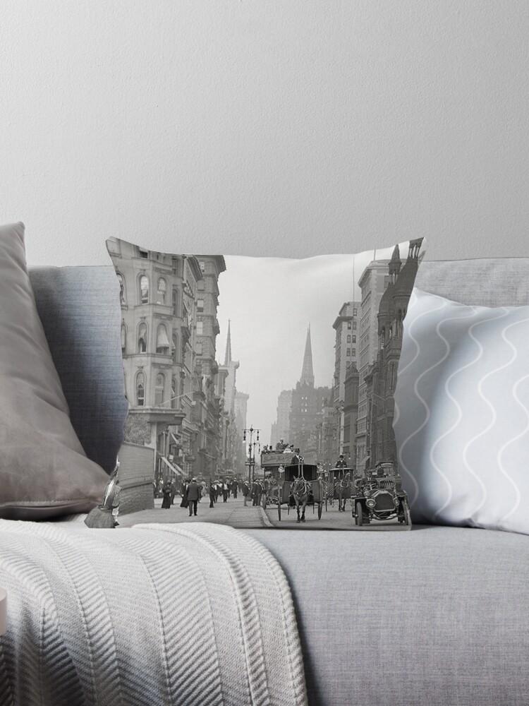 «Vintage Fifth Avenue Photograph (1912)» de BravuraMedia