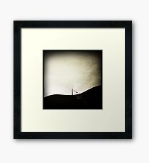 Station. Framed Print