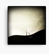 Station. Canvas Print