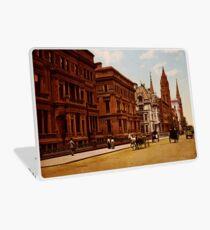 Vinilo para portátil Vintage Fifth Avenue NYC Photo-Print (1900)