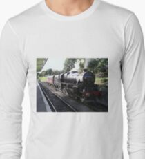 Black 5 Long Sleeve T-Shirt