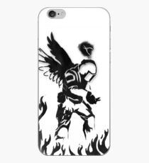 CSGO Graffiti Burning Defuse iPhone Case