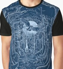 Through the Forest Graphic T-Shirt