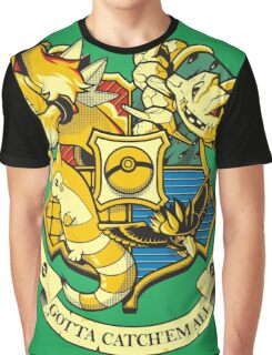 POKEWARTS Second Gen Graphic T-Shirt