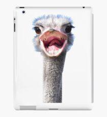 Goofy ostrich iPad Case/Skin