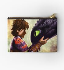 How to Train Your Dragon - Hiccup and Toothless Studio Pouch