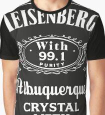Heisenberg Pure Meth Graphic T-Shirt