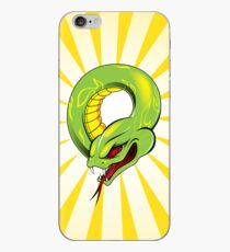 Snake Bite iPhone Case