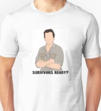 Survivors Ready? Unisex T-Shirt