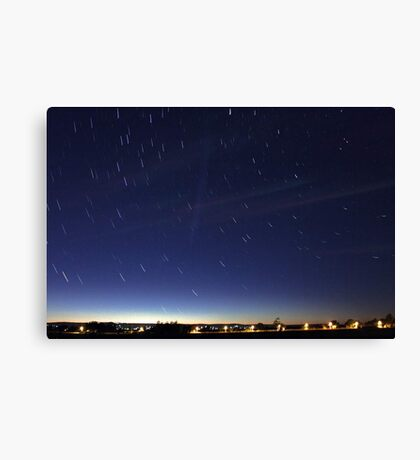 Comet Lovejoy  Canvas Print