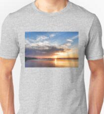 Brilliant June Sunrise - Toronto Skyline Impressions Unisex T-Shirt