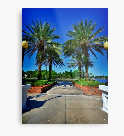 Tarpon Springs, Florida Metal Print