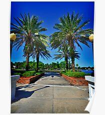 Tarpon Springs, Florida Poster
