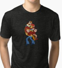 M-M-M-Mum-ra Tri-blend T-Shirt