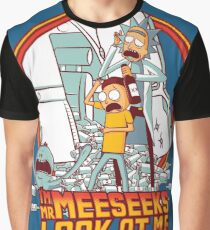 I'm Mr Meeseeks, Look at me!! Graphic T-Shirt