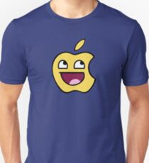 Happy apple Unisex T-Shirt