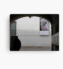 museums quartier Canvas Print