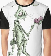 Bugs Zombunny (green) Graphic T-Shirt