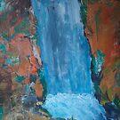 Waterfall by glenn  archer