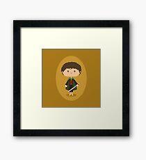 Mini Adventurer Framed Print