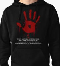 AWESOME Dark Brotherhood Black Sacrament!  Pullover Hoodie