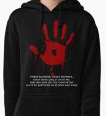 AWESOME Dark Brotherhood Black Sacrament!  Pullover Hoodie