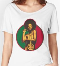 Power to the People Women's Relaxed Fit T-Shirt