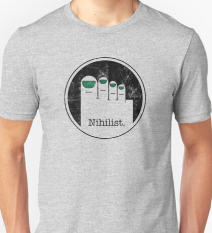 Minimalist Nihilist T-Shirt