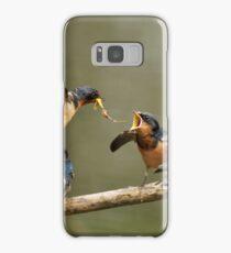 Open Wide Samsung Galaxy Case/Skin