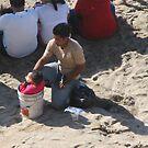 Father and Son I - Padre e Hijo by PtoVallartaMex