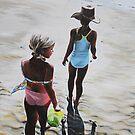 Beach Babes by Juliane Porter