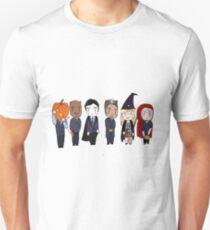 BAU unit Criminal minds halloween T-Shirt
