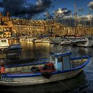 """DOCKYARD CREEK MALTA"" by RayFarrugia"