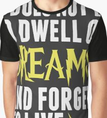 Albus Dumbledore - Dwell on Dreams Graphic T-Shirt