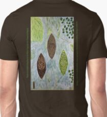 Kayaks on Autopilot Going Home for the Winter Unisex T-Shirt