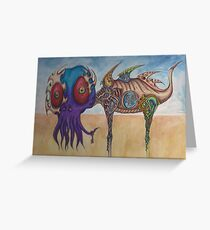 who knows Greeting Card