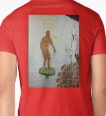 Pollution Avenger Mens V-Neck T-Shirt
