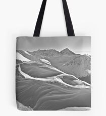 Kasprowy Wierch  or Kasprov vrch (in Slovak) is a mountain in the Western Tatras. Poland . by Brown Sugar . Merry Christmas and Happy New Year 2013 ! Tote Bag