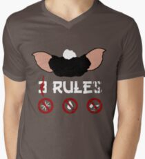 Just 3 Rules Mens V-Neck T-Shirt