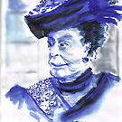Lady Violet the Dowager by Seth  Weaver