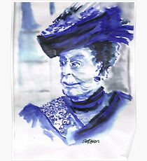 Lady Violet the Dowager Poster