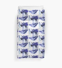 Lady Violet the Dowager Duvet Cover