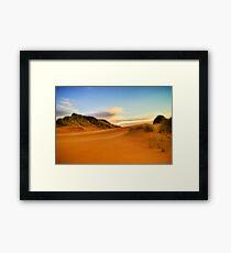 Balmedie Beach Framed Print