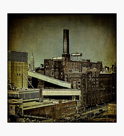 The Sugar Factory Photographic Print