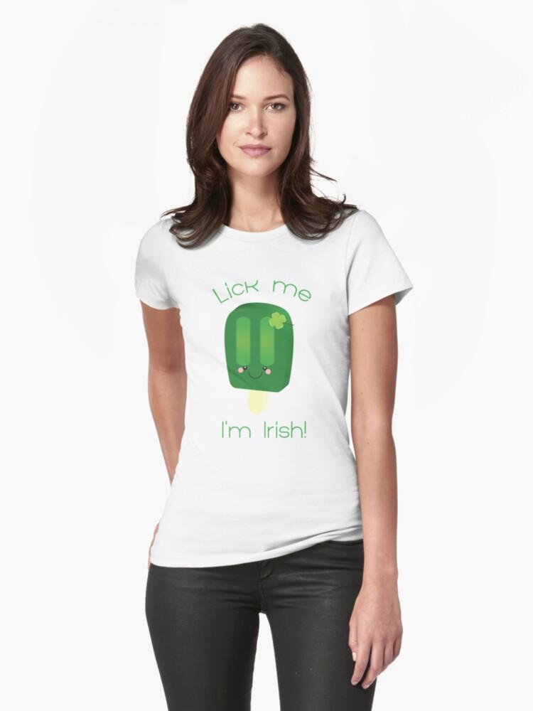 Lick me...I'm Irish by sweettoothliz