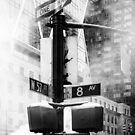 8TH AVENUE by Michael Carter