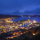Night-time Norway by Conor MacNeill