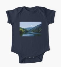Summer Sunshine and a Gentle Breeze - Mountain Lake Impression Kids Clothes