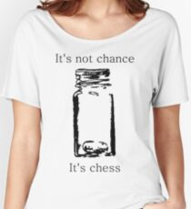 It's Not Cance, It's Chess Women's Relaxed Fit T-Shirt